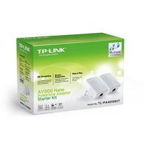Adaptador TP-Link Power TL-PA4010KIT .