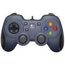 Controle Logitech USB Gamepad F310 Azul