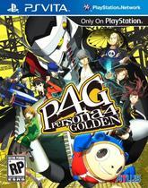 Jogo Persona 4 Golden PS Vita