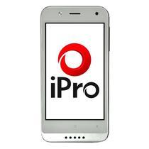 "Smartphone Ipro Phoenix 4.0 Dual Sim 8GB Tela 4.0"" 5MP/2MP Os 6.0 - Prata"