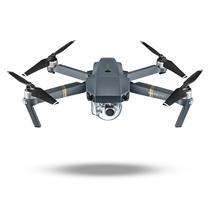 Drone Dji Mavic Pro 4K 12MP 3 Ejes Cinza