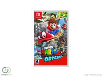 Jogo Nintendo Switch Mario Odyssey