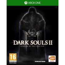 Jogo Dark Souls 2 Scholar The Firts Xbox One