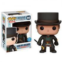 Boneco Funko Pop Assasins Creed Syndicate Exclusive - Jacob Frye (Uncloaked) 80