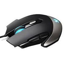 Mouse Rapoo Vpro Gamer/Gaming V310 12000DPI RGB - Preto/Prata