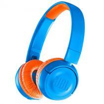 Fone de Ouvido JBL JR300 - Azul