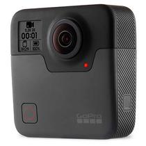 Camera de Acao Gopro Fusion CHDHZ-103 18MP 5.2K Captura de 360 - Cinza/Preta