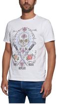 Camiseta Replay M3264.000.2660-Masculina