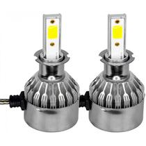 Lampada Super LED C6 Headlight H3 6000K
