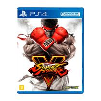 Juego Sony PS4 Street Fighter V