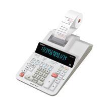 Calculadora com Bobina Casio DR-240R 110V - Branco