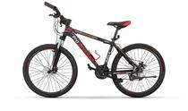 """Pro-Mountain Bike """"26-19"""" PM350 Black"""