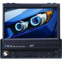 "Car/ DVD Ret. Midi MD-7013 7""/ TV/ Blue/ Tou/ USB"