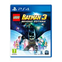 Juego Sony Playstation 4 Lego Batman 3