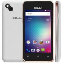 Smartphone Blu Advance 4.0 L2 3G Dual Sim 4GB Cpu 4Core Cam. 3.2MP - Branco Anatel
