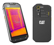 Celular Caterpillar S60 Dual 32GB/3GB 4G-B1(BR) Preto
