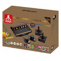 Console Atari Flashaback 8 Gold Deluxe Edition 2 Wireless