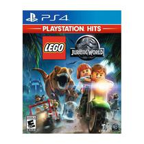 Juego Sony Playstation 4 Lego Jurassic World