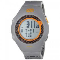 Relogio GPS Soleus SG010-001 GPS Turbo Grey/Orange