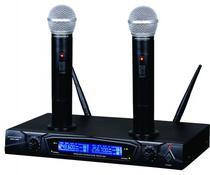 Microfone Sem Fio Powerpack WMV-5908 - Wireless - Bi Volt