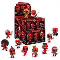 Boneco Funko Mystery Minis Marvel - Deadpool Black