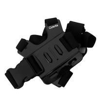 Suporte Corporal para Camera Sport Quanta QTSCA535 com 3 Eixos - Preto