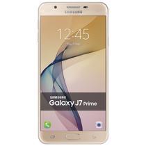 Celular Samsung J7 Prime G610F Dual 32GB *Car Eur* Rosa/Dourado