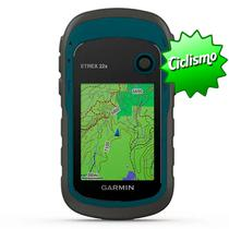 GPS Garmin Etrex 22X 010-02256-03 com Tela 2.2/IPX7/8GB - Preto/Azul