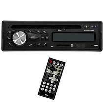 Reprodutor DVD Automotivo BAK BK-DVD-CD685 com Auxiliar/USB/SD - Preto
