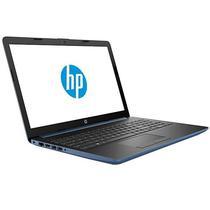 "Notebook HP 15-DB0081WM AMD E2-9000E 1.5GHZ / 4GB / 500GB / Gravador RW / 15.6"" HD - Windows 10 Ingles - Azul"