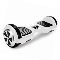 Scooter SB 6.5 Branco - C/BT s/LED Lateral