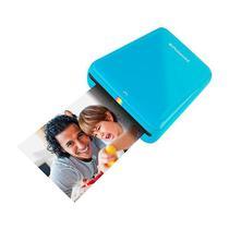"Impressora Polaroid POLMP01BL Zip para Foto 2 X 3"" com Bluetooth - Azul"