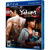 Jogo Yakuza 6 The Song Of Life PS4