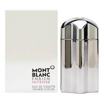 Perfume Montblanc Emblem Intense 100ML