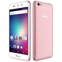 """Smartphone Blu Grand X Dual Sim 3G Tela 5.0""""HD Cpu 4Core Cam. 5MP+5MP Rose"""