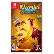 Jogo Switch - Rayman Legends Definitive Edition
