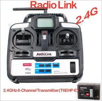 Radiolink Helicopter 2.4GHZ 6-CH Transimitter&Receiver Combo T6EHP