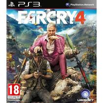 Jogo Far CRY 4 PS3