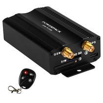Rastreador Veicular Powerpack TK103.B GSM/GPRS/SMS com Entrada p/ Cartao Sim e Micro SD