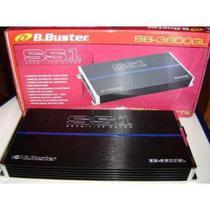 Amplificador Icador B.Buster BB-3600GL 3600W 4/CH