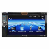 DVD Sony XAV-602BT Mirror Link