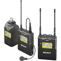 Microfone Sem Fio Sony UWP-D16 (Canais Uhf 42/51)