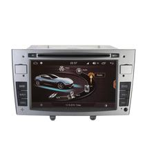 "Central Multimidia Winca Peugeot 308/408 L083 7"" S170 2010/2011 Cinza"