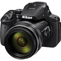 Câmera Digital Nikon P900 16MP83X Preto