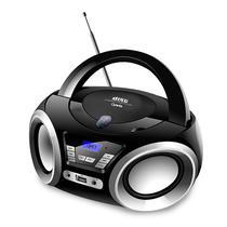 Radio Portatil Quanta QTRP438 Bivolt - Preto