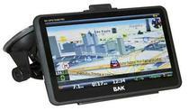 GPS BAK BK-GPS7009DTV - 7 Polegadas