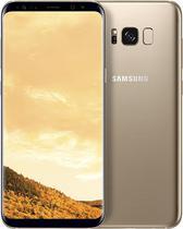 Celular Samsung Galaxy S8 +G955FD + Ege / Dual Sim - 4G - 64GB - Tela de 6.2 - Cam 12/8MP - Os 7.0 - Dourado -Eur