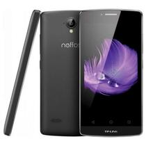 "Smartphone Neffos TP-Link C5L-TP601B Dual Sim Tela 4.5"" 8GB 4G Lte-Grafite"