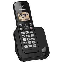 Telefone Sem Fio Panasonic KX-TGC350 com Bloqueio de Chamadas - Preto