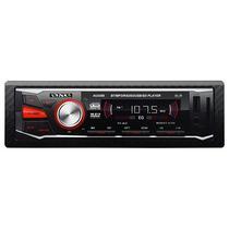 Toca Radio Automotivo Satellite AU335B com USB/Bluetooth/Auxiliar/FM - Preto